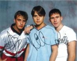 911 (Boy Band) - Genuine Signed Autograph 6712